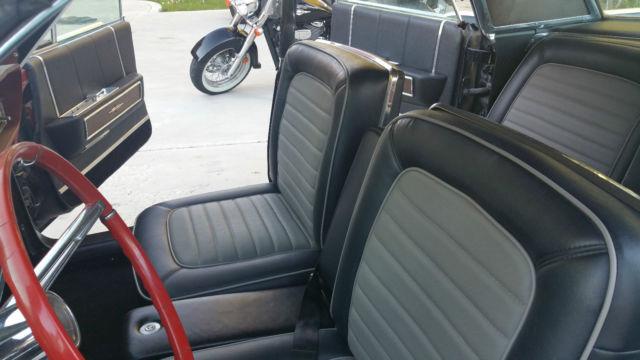 lincoln continental sedan 1964 black for sale xfgiven. Black Bedroom Furniture Sets. Home Design Ideas