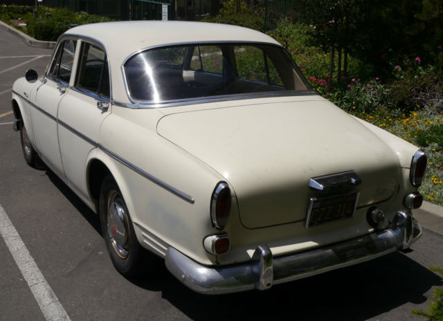 volvo 122s sedan 1964 white for sale 1964 volvo 122s. Black Bedroom Furniture Sets. Home Design Ideas
