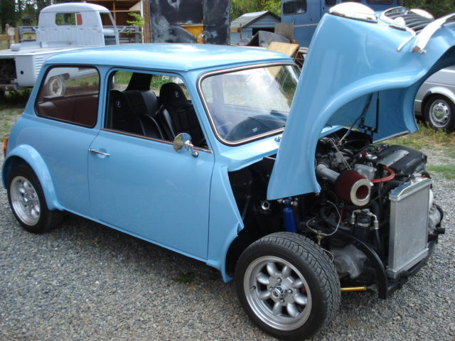 mini classic mini coupe 1965 niagara for sale 254356487 1965 austin vtec mini cooper classic. Black Bedroom Furniture Sets. Home Design Ideas
