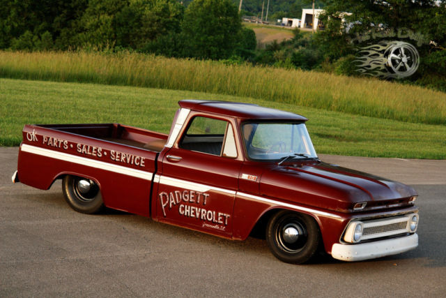 Chevrolet c 10 shortbed 1965 burgundy for sale c1445a104869 1965 for sale 1965 chevrolet c 10 c10 3100 hotrod pickup sciox Image collections