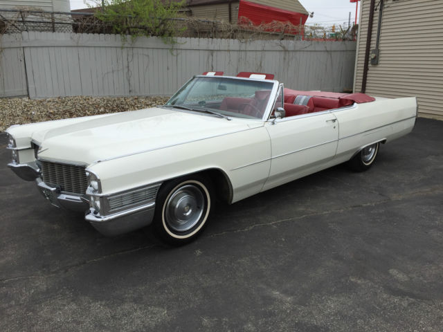 Cadillac Deville 1965 For Sale F5150445 1965 Cadillac Convertible