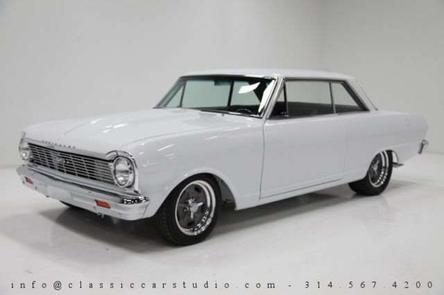 Chevrolet Nova 1965 White For Sale  117375N194503 1965