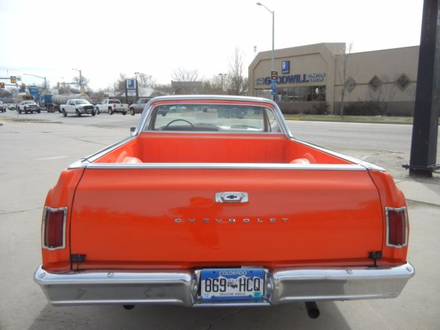 Chevrolet El Camino 1965 For Sale  1965 El Camino, 327 5 speed, can