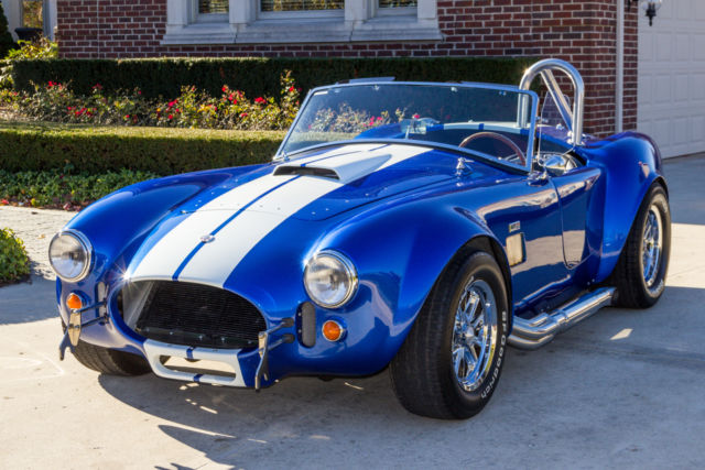 Used Shelby Cobra Kit Car For Sale