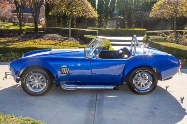 Shelby Cobra 427 S C Cv 1965 Blue For Sale 5f07c735272