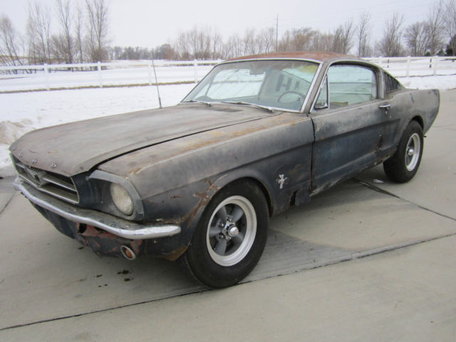 ford mustang fastback 1965 caspian blue for sale 5f09c619571 1965 ford mustang fastback 2 2. Black Bedroom Furniture Sets. Home Design Ideas