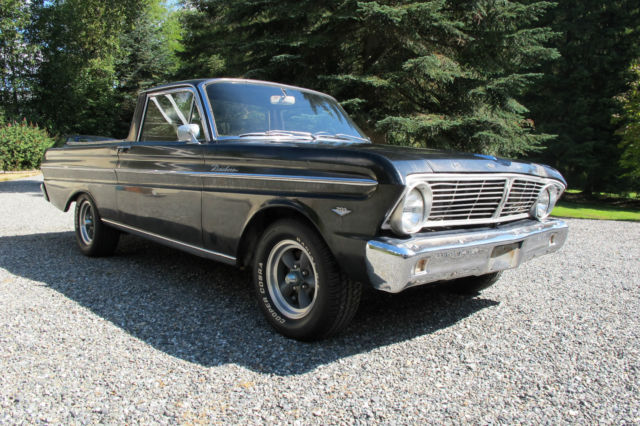 for sale 1965 ford ranchero deluxe