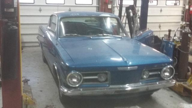 Plymouth Barracuda U/K 1965 Blue For Sale  1852526319 1965