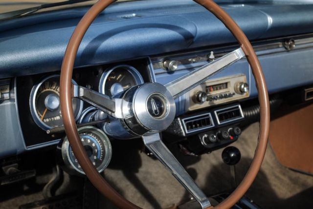 Phoenix Used Cars >> Plymouth Other Convertible 1965 Blue For Sale. 1965 ...