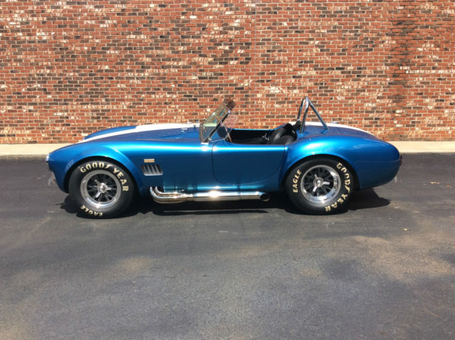 shelby 427 s c convertible 1965 blue for sale csx 4567 1965 shelby american cobra csx 4000 50th. Black Bedroom Furniture Sets. Home Design Ideas