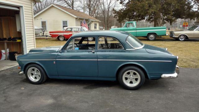 Volvo 122s Sedan 1965 Blue For Sale. 126778 1965 Volvo 2 ...