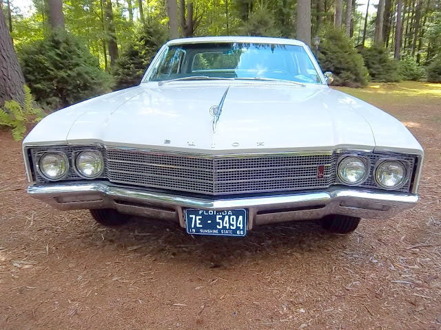 Buick Electra Hardtop 1966 White For Sale 1966 Buick