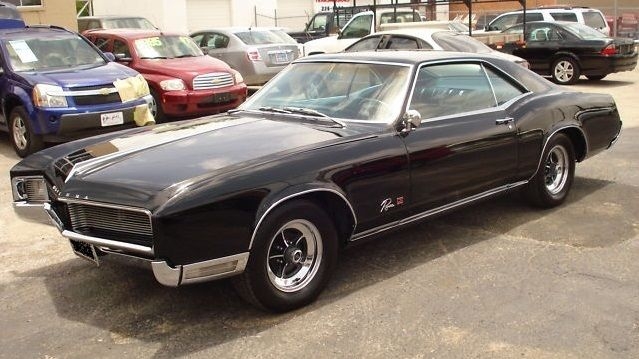 buick riviera 2-door hardtop 1966 black for sale. 1966 buick riviera