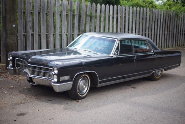 cadillac fleetwood sedan 1966 black for sale. 1966 cadillac