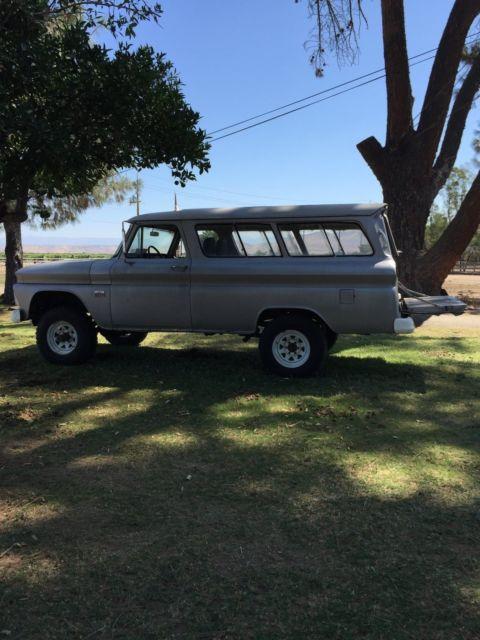 Chevrolet Suburban 1966 For Sale K1466z166019 1966
