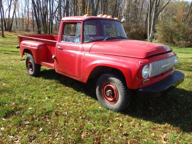 1964 International Pickup 4x4