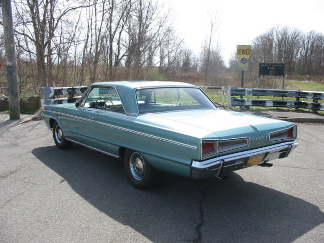 Dodge Polara Coupe 1966 turquoise green For Sale. [xfgiven_vin ...