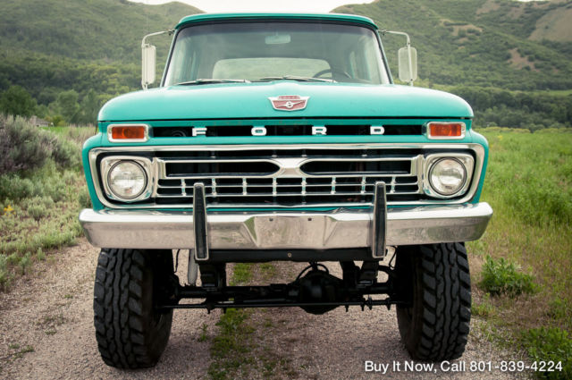 ford f 250 crew cab pickup 1966 green for sale f25bc804652 1966 ford f250 high boy crew cab 4wd. Black Bedroom Furniture Sets. Home Design Ideas