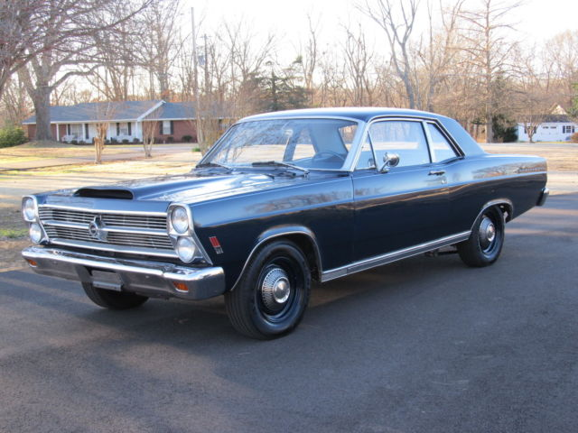 For Sale 1966 Ford Fairlane 500