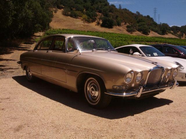 jaguar other sedan 1966 champagne for sale 1966 jaguar mark x mk 10. Black Bedroom Furniture Sets. Home Design Ideas