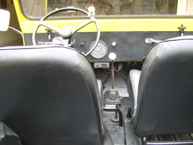 jeep cj 1966 yellow for sale 1966 jeep cj5 original. Black Bedroom Furniture Sets. Home Design Ideas