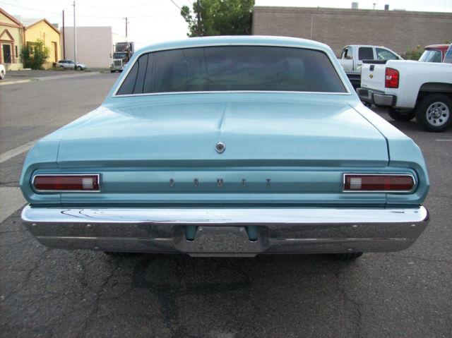 1966 Mercury Comet 4 Door