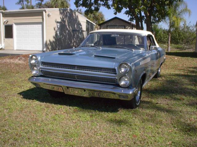 1966 ford mercury comet cyclone