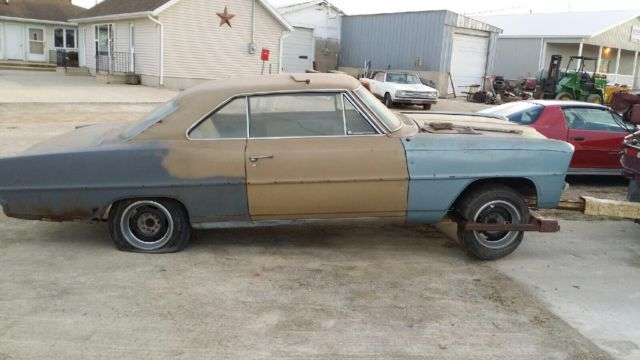Chevrolet Nova 1966 For Sale 1360000000 1966 Nova Chevy Chevrolet