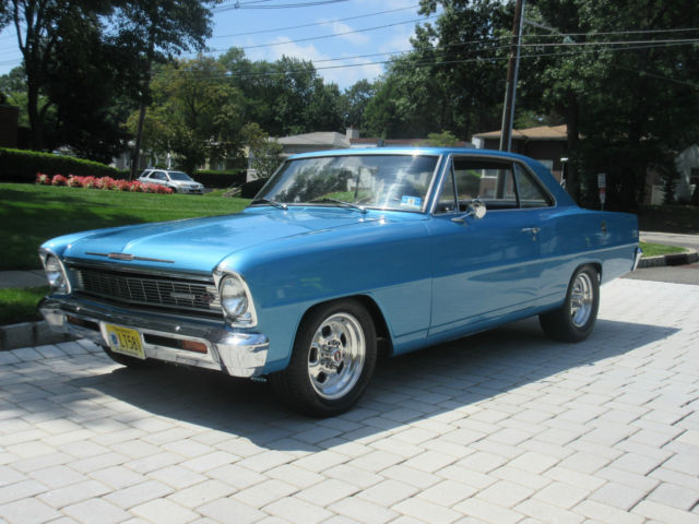 chevrolet nova 2 door coupe 1966 blue for sale 117376n10xxxx 1966 nova super sport real ss. Black Bedroom Furniture Sets. Home Design Ideas