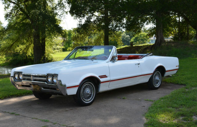 Oldsmobile Cutlass Convertible 1966 For Sale  1966