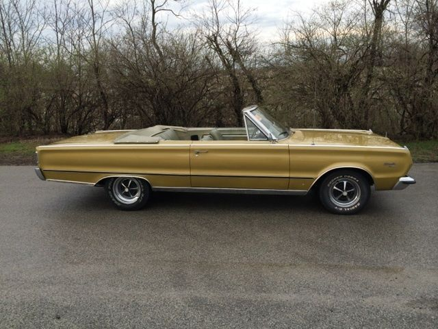 Plymouth Satellite Convertible 1966 Gold For Sale Rp27e67250209 1966 Plymouth Satellite