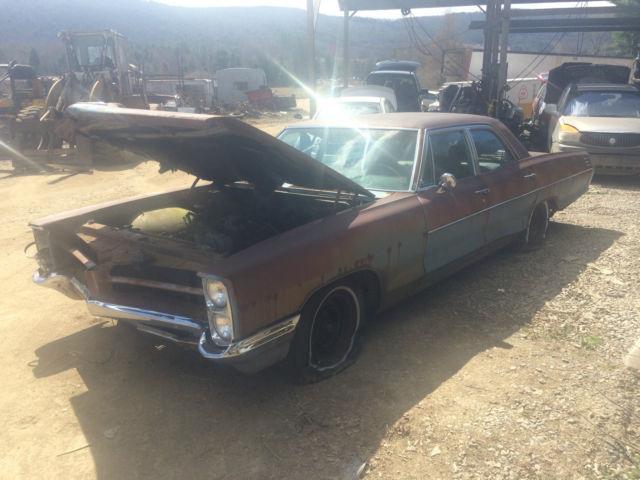 Pontiac Other Sedan 1966 Blue For Sale Star Chief Executive Parts