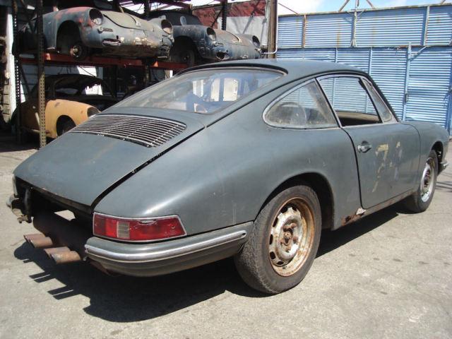 Porsche 911 Coupe 1966 Gray For Sale. 302987 1966 Porsche 911 Coupe ...