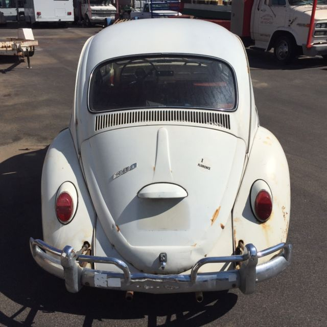 Vw Bug Engines For Sale Used: Classic Coupe 1966 White For Sale