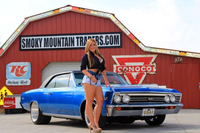 Chevrolet Chevelle 1967 Blue For Sale 1967 Chevy Chevelle Pro
