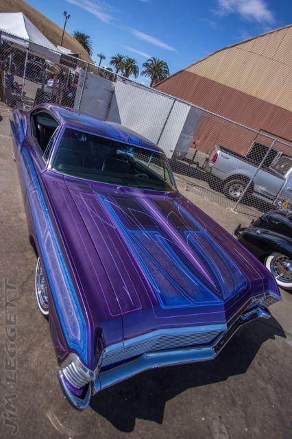 Used 2014 Chevy Impala >> Chevrolet Impala Fastback 1967 Purple Custom Paint For Sale. 164877C134962 1967 Chevy Impala ...