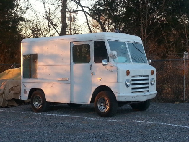 Chevrolet Other Step Van 1967 White For Sale 9999999 1967