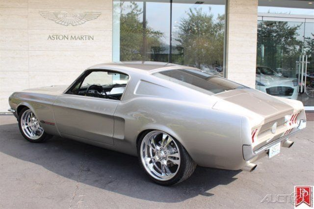 Ford Mustang Coupe 1967 Silver For Sale 7r02c206840 1967
