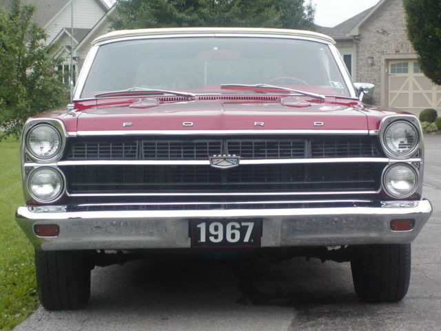 ford fairlane   sale  ford fairlane convertible  nice driver quality electric