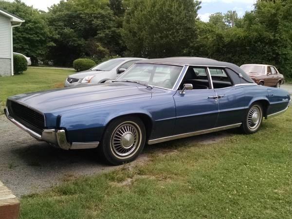 For Sale 1967 Ford Thunderbird