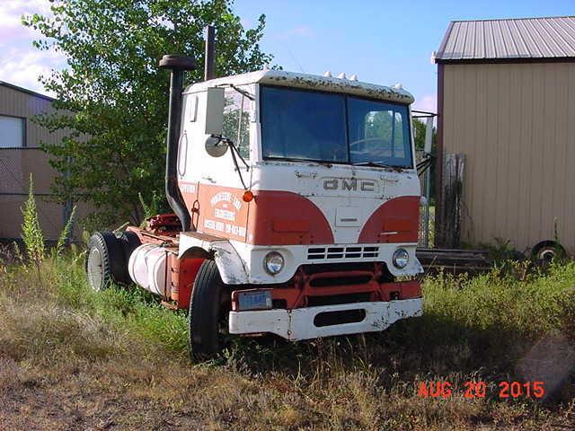 GMC 9500 1967 For Sale  F17704976 1967 GMC CRACKERBOX SEMI