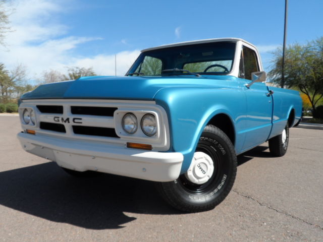 Chevrolet C-10 TRUCK 1967 Blue For Sale  C9E1471114694 1967