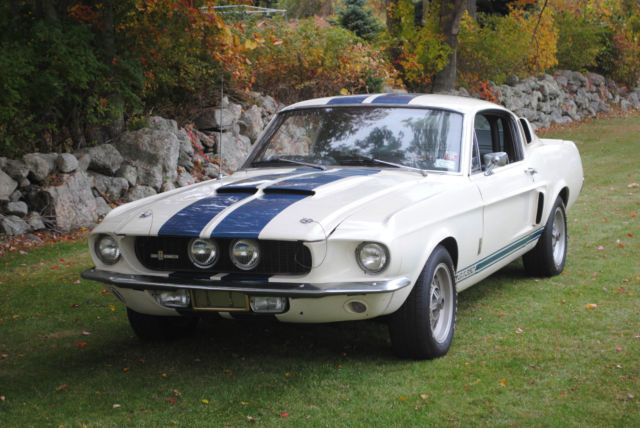 Brilliant Shelby Gt 350 Coupe 1967 White For Sale 1967 Gt 350 Factory Shelby Wiring Cloud Intapioscosaoduqqnet