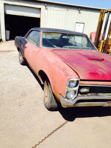 Pontiac GTO 1967 Silver For Sale  242XXXXXXXXXX 1967 GTO's 428ci V8