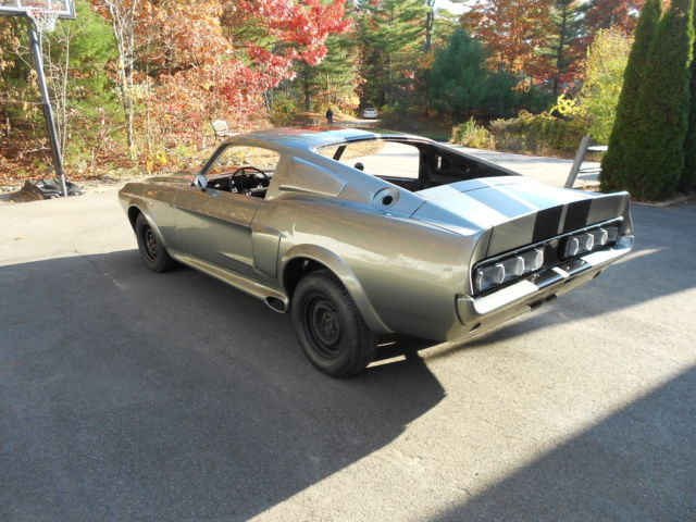 Mustang 67 Eleanor Kit