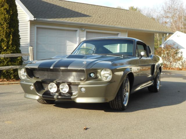 ford mustang 1967 for sale 7f02cxxxxxx 1967 mustang fastback shelby eleanor custom 1968. Black Bedroom Furniture Sets. Home Design Ideas