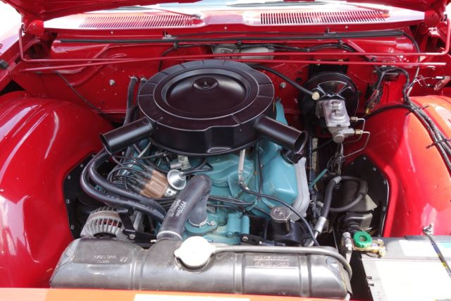 Plymouth Fury Convertible 1967 Red For Sale Ph27h74101379