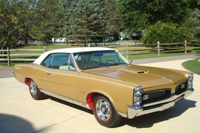 Ames Used Cars >> Pontiac GTO Hardtop 1967 Signet Gold For Sale. 1967 ...