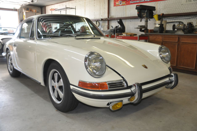 Porsche S Light Ivory Completely Restored Lk on Pontiac Paint Code Location