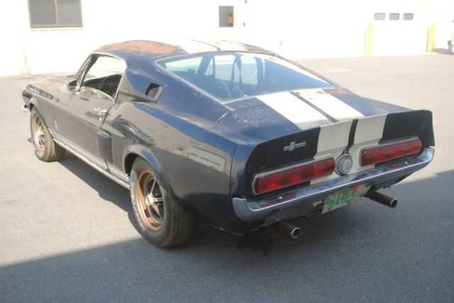 shelby gt 500 1967 green for sale 7r02q 1967 shelby gt 500 original shelby mustang project. Black Bedroom Furniture Sets. Home Design Ideas